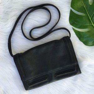 liz claiborne | black crossbody purse or clutch